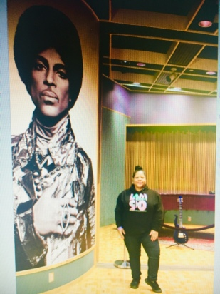 One Photo Op in Paisley Park